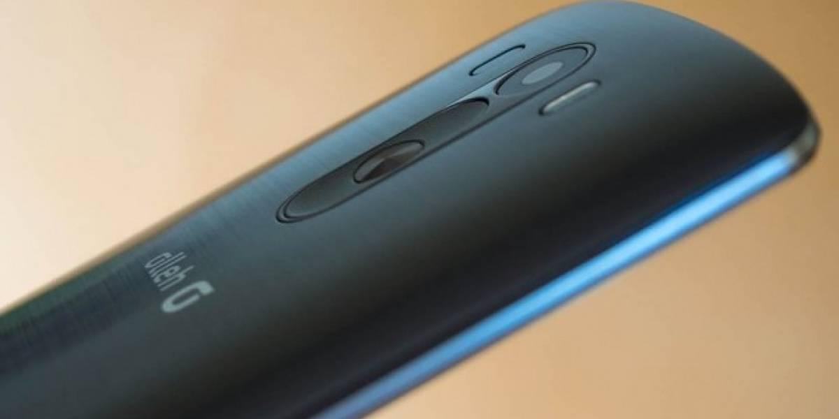 De esta forma luce la batería removible del LG G5