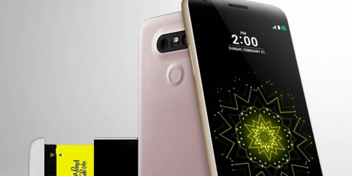 LG presenta en Chile su nuevo G5