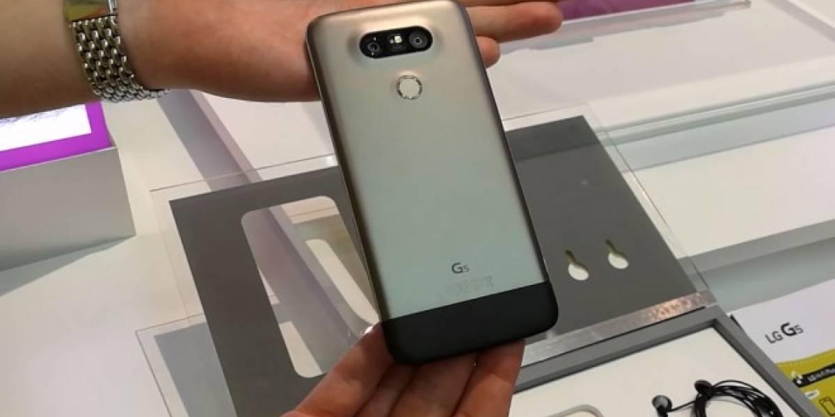 Conoce el LG G5 que se venderá en México y  América Latina