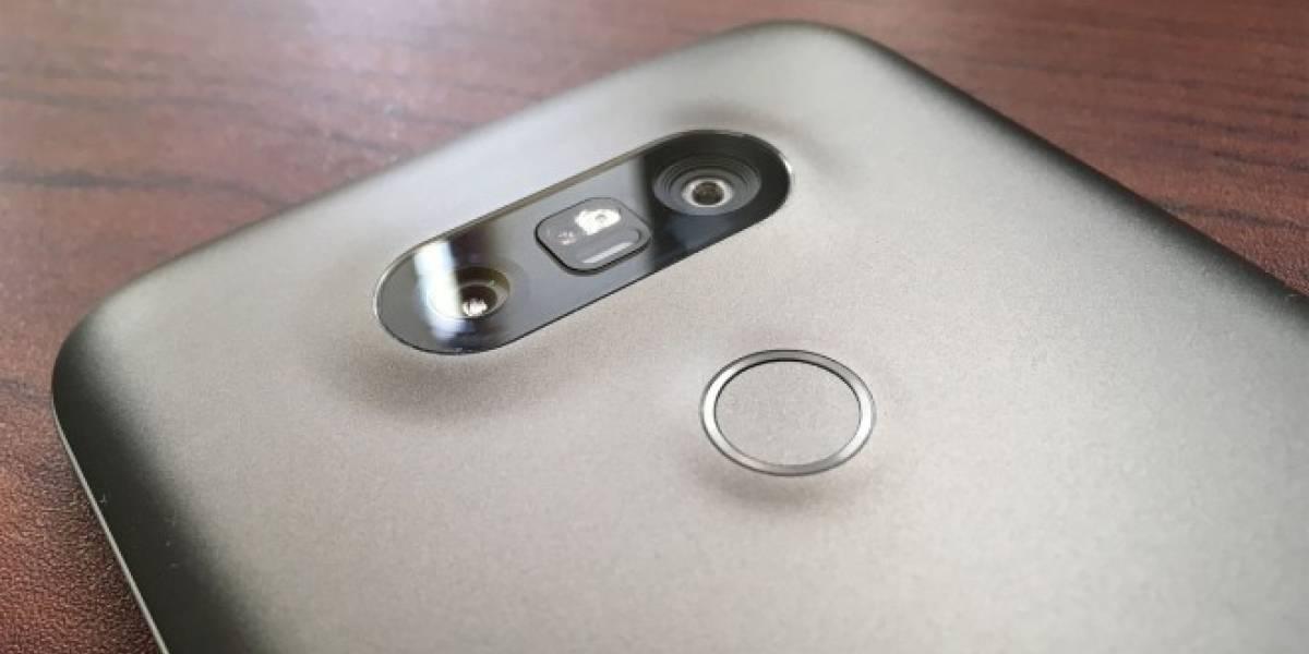 Cámara del LG G5 sería igual de buena que la del Galaxy S7 y HTC 10