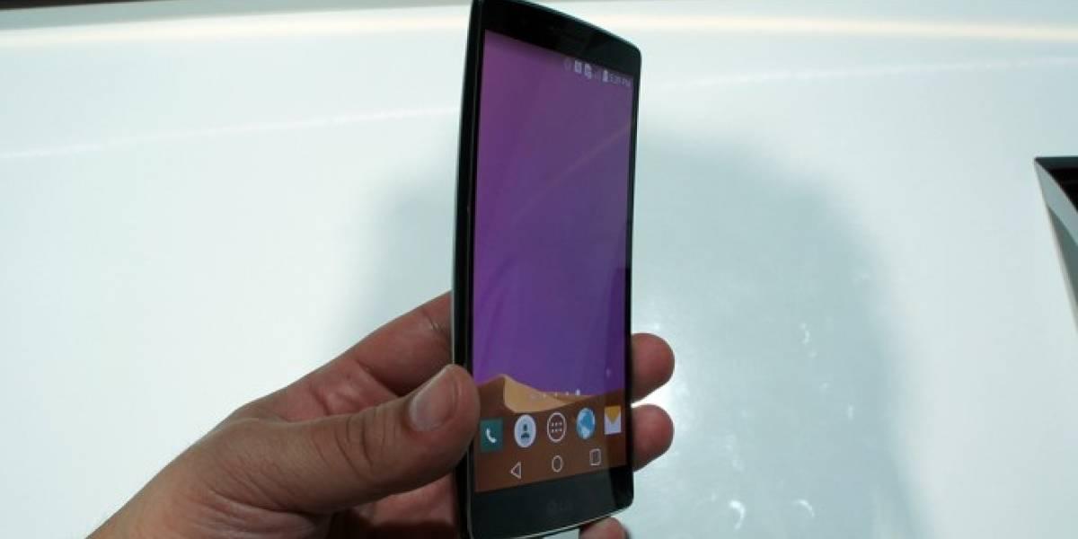 LG G Flex 3 podría llegar en marzo de 2016
