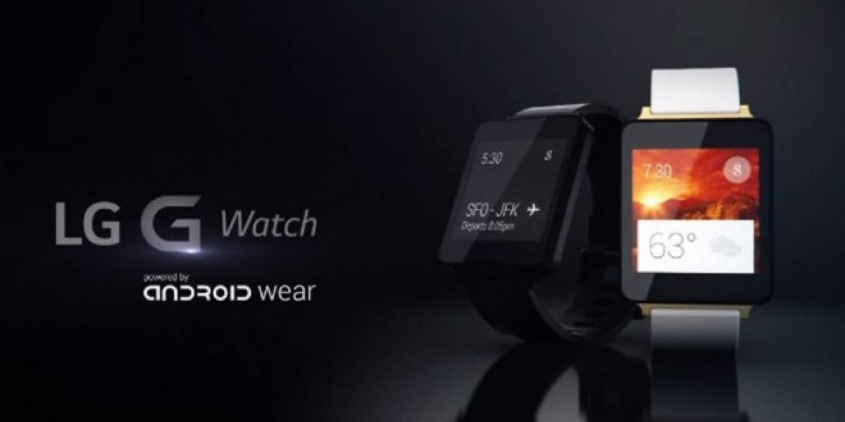 LG G Watch no tendrá soporte de redes Wi-Fi con Android Wear 5.1
