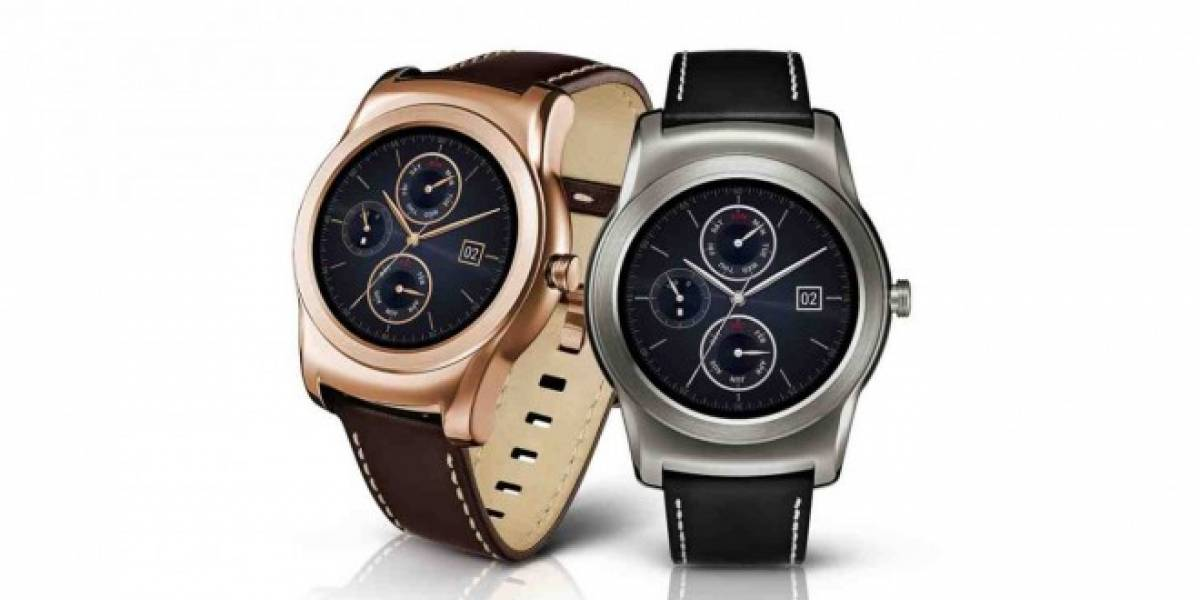 LG Watch Urbane es un elegante smartwatch con Android Wear