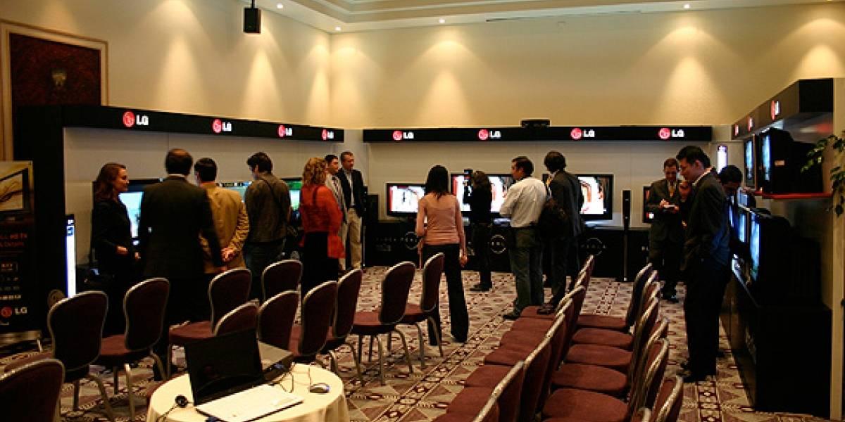 LG lanza nuevos televisores con Time Machine II y puerto USB