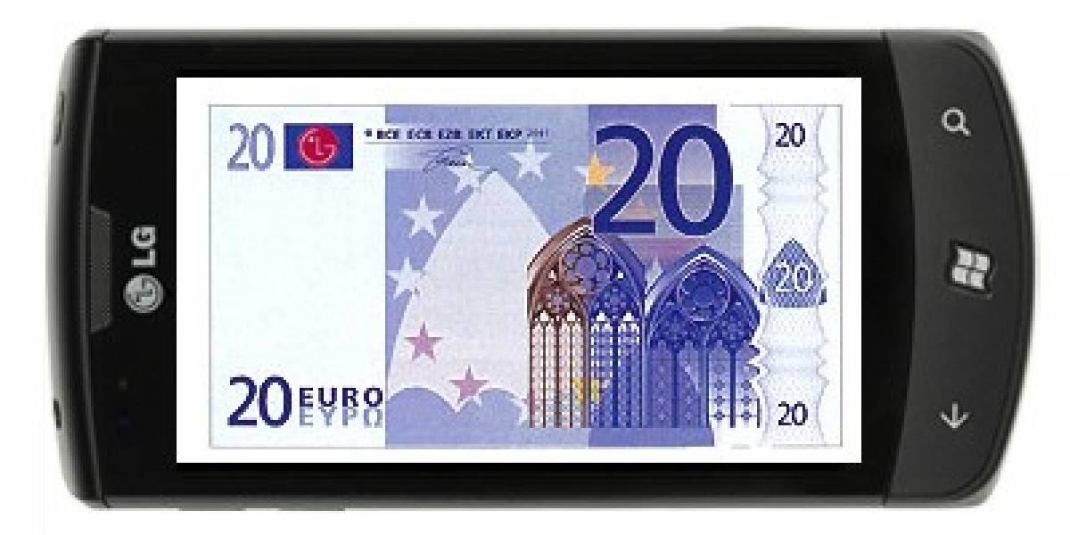 Europa: Sistema de pago NFC de LG disponible en 2012