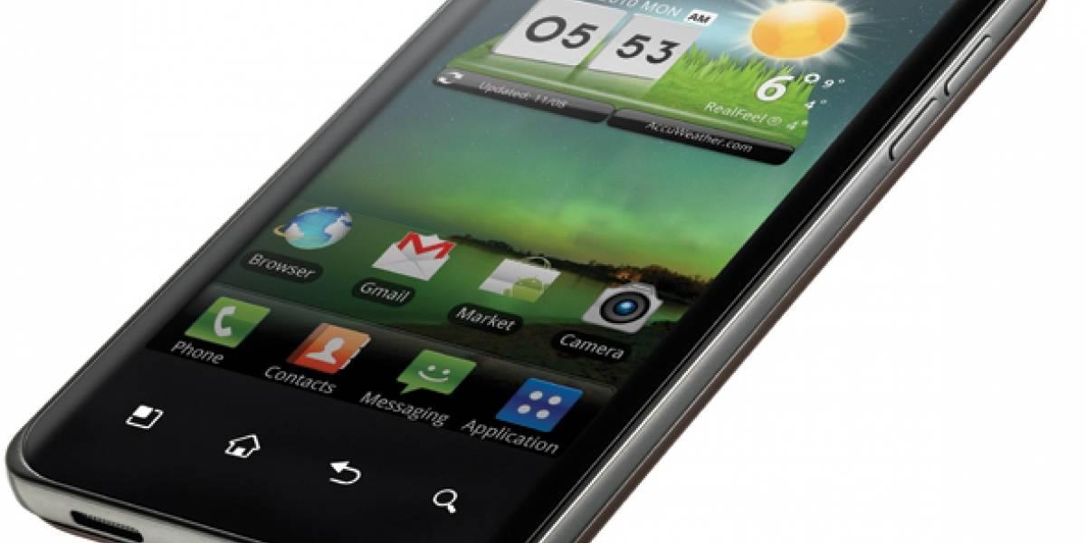España: Yoigo vendería el LG Optimus 2X en mayo