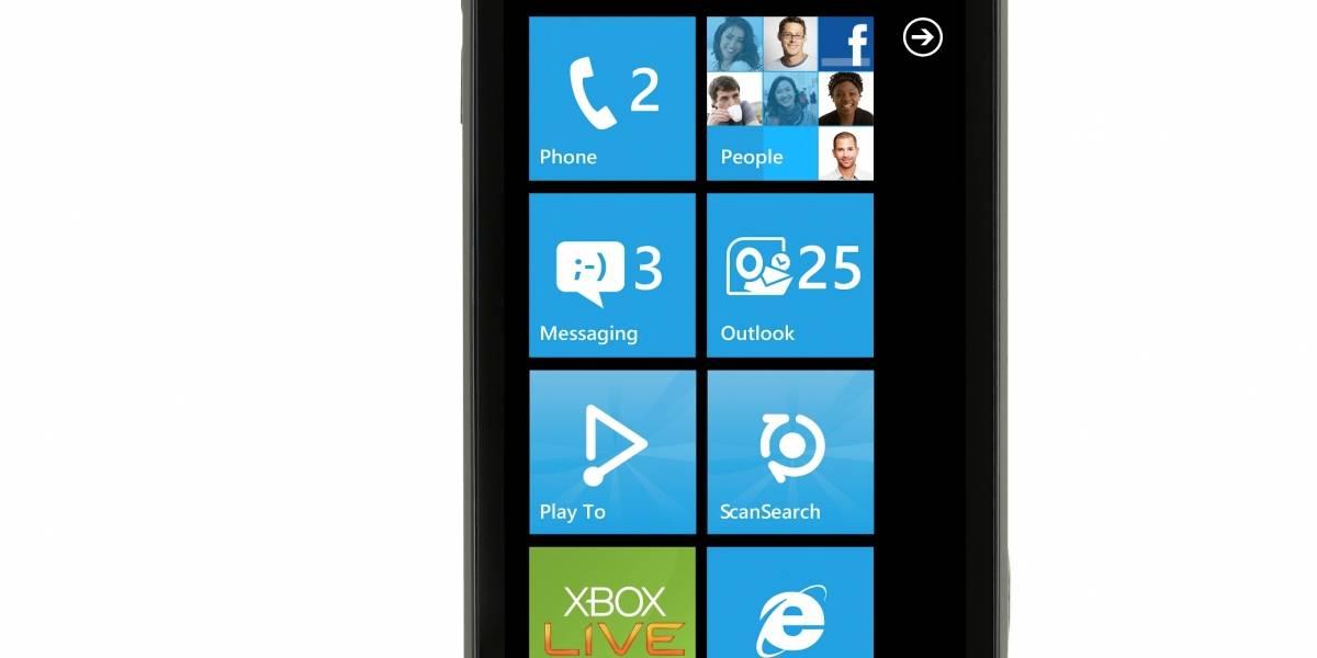 LG Optimus 7: Presentan en México el primer teléfono con Windows Phone 7