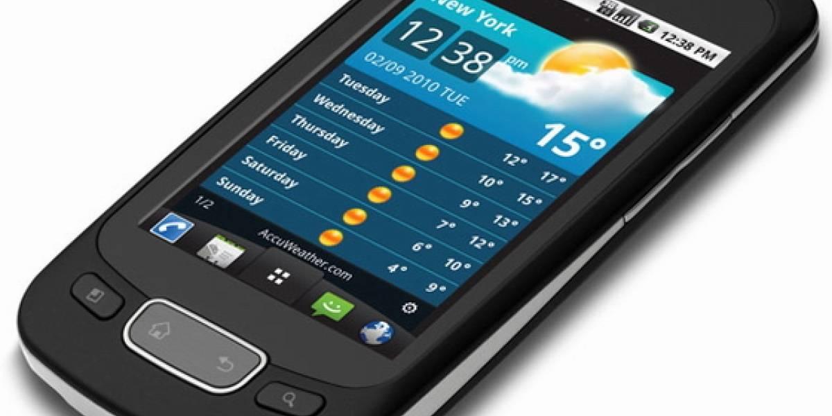 LG Optimus One alcanzó 1 millón de equipos vendidos en el mundo