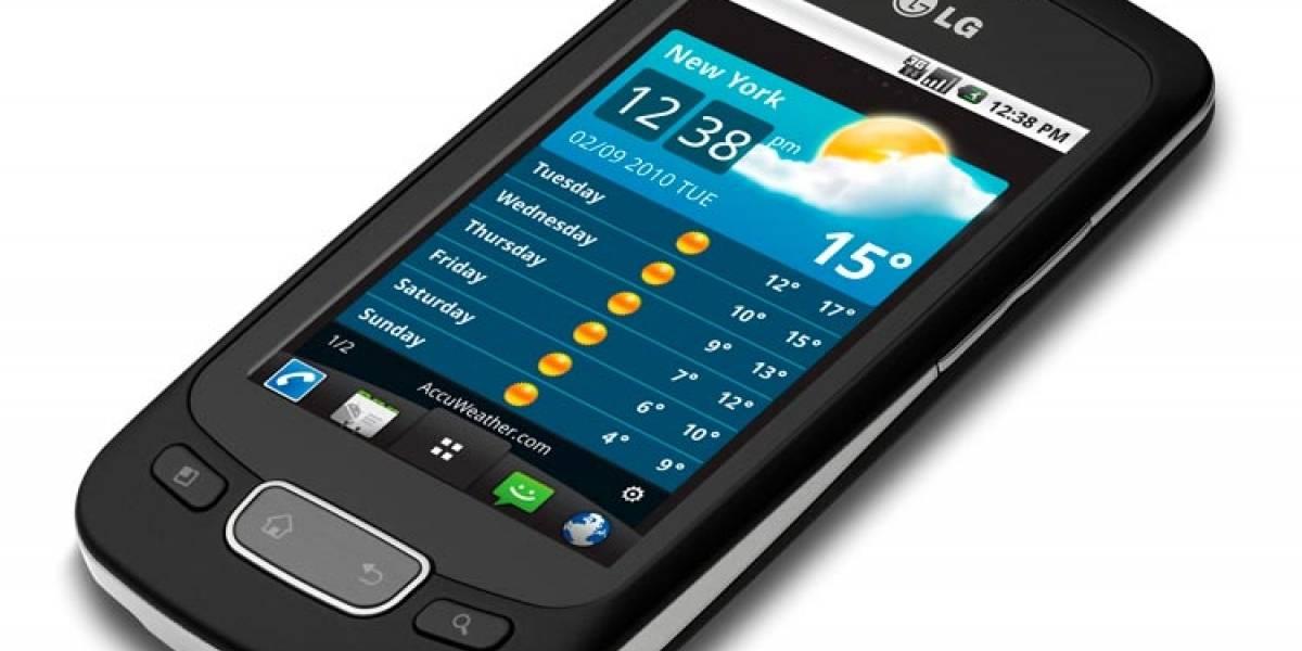 LG Optimus One, una vía de entrada al mundo de los smartphones