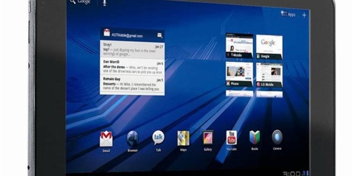 MWC2011: LG Optimus Pad, el primer tablet 3D ya es oficial