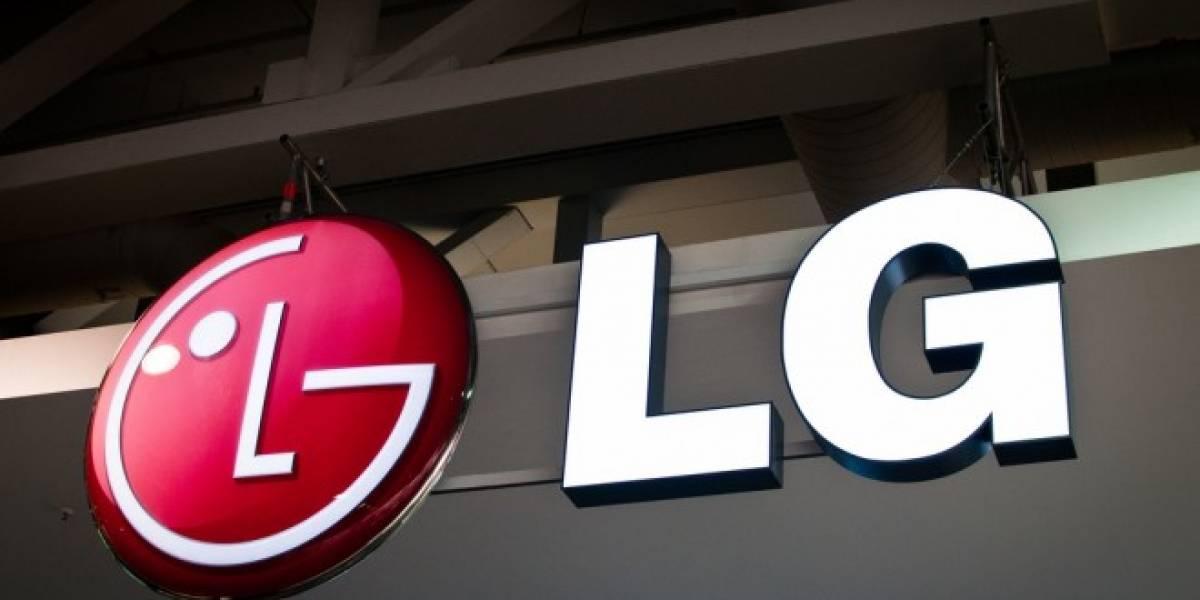 LG también prepara un evento para octubre