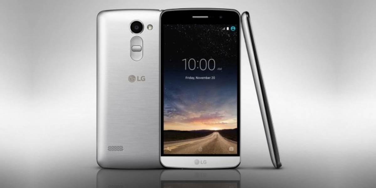 LG Ray es un nuevo gama baja que llegará a América Latina