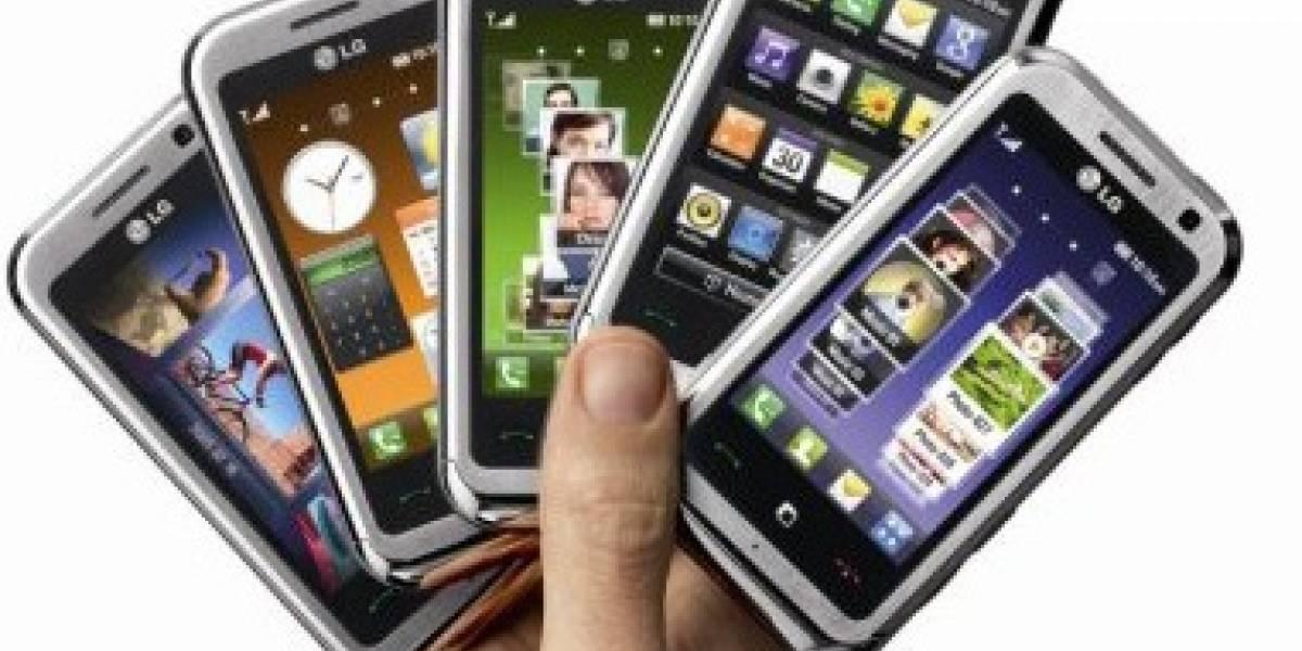 IDC: Se vendieron más smartphones que PC's por primera vez en la historia