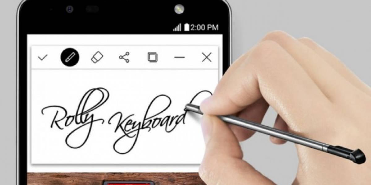 LG anuncia el Stylus 2 Plus