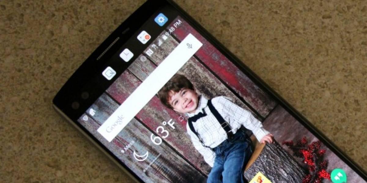 LG G5 contaría con doble pantalla y ranura para hardware externo