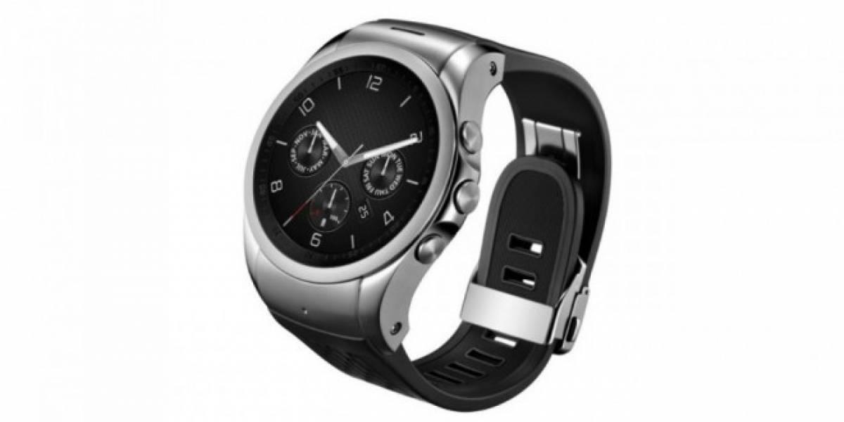 LG G Watch Urbane LTE se lanzará este 27 de marzo en Corea del Sur