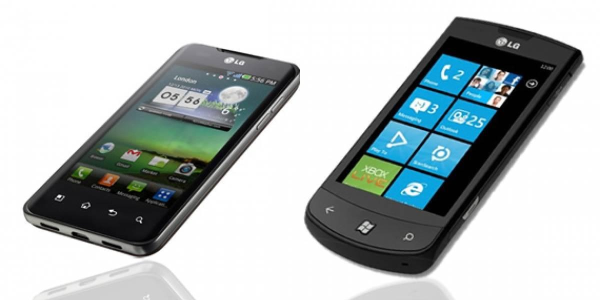 #WL3 -- Habemus concursos: Sortearemos un LG Optimus 2X y un LG Optimus 7