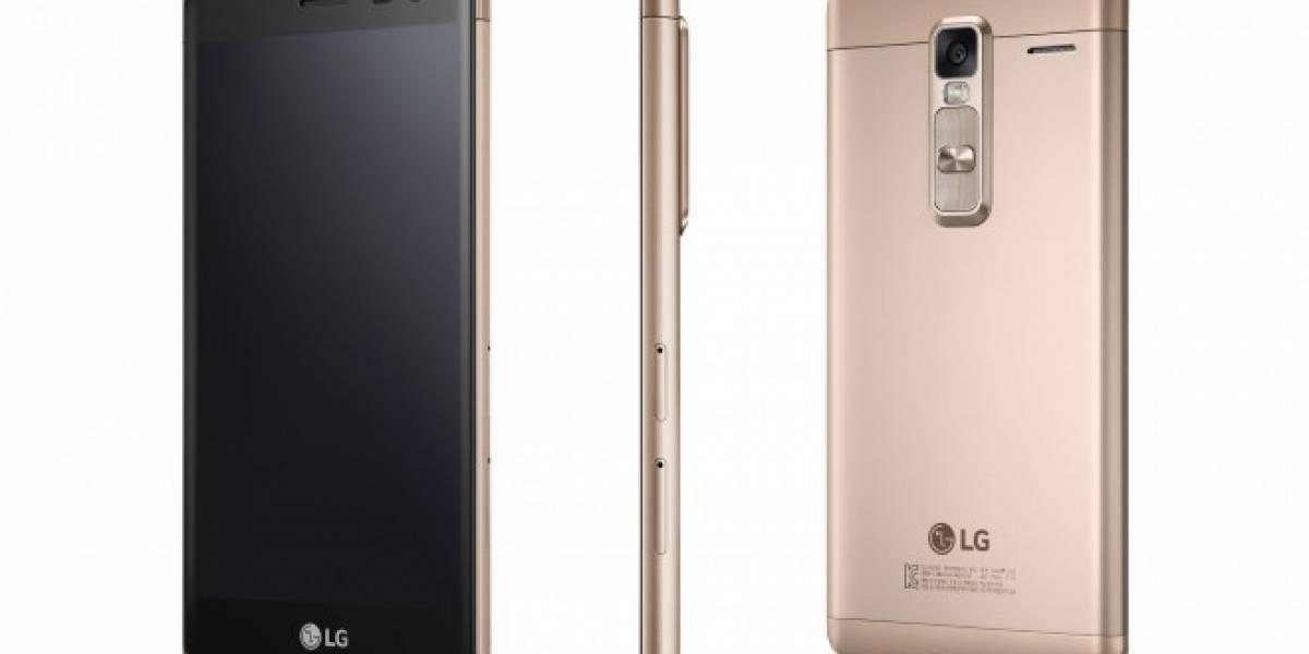 LG Zero es un gama media con diseño ultradelgado