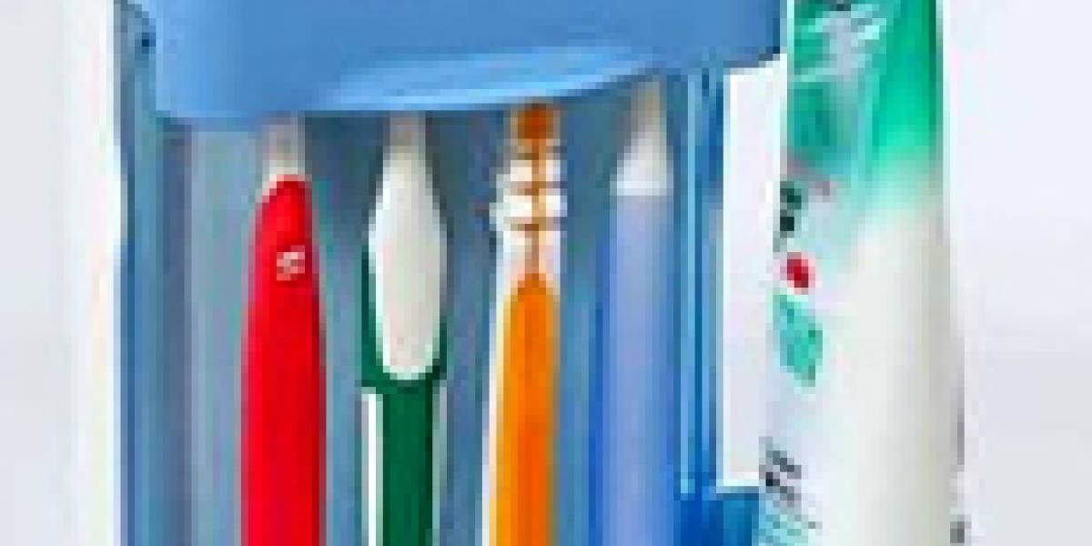 Esterilizador de cepillos de dientes