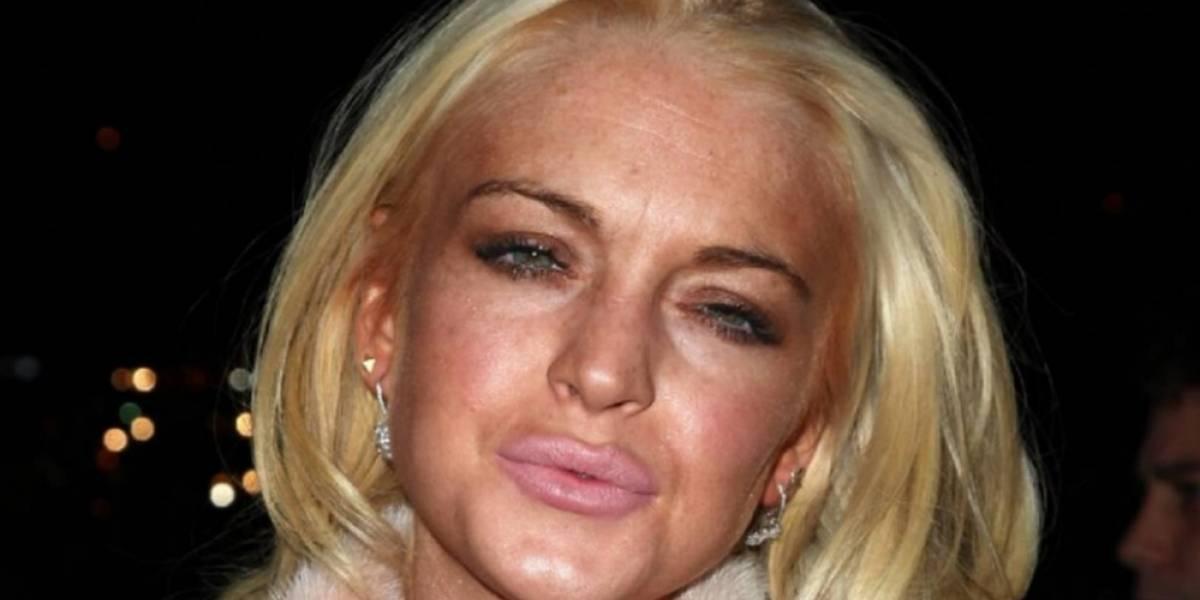Lindsay Lohan continúa con su cruzada contra Rockstar