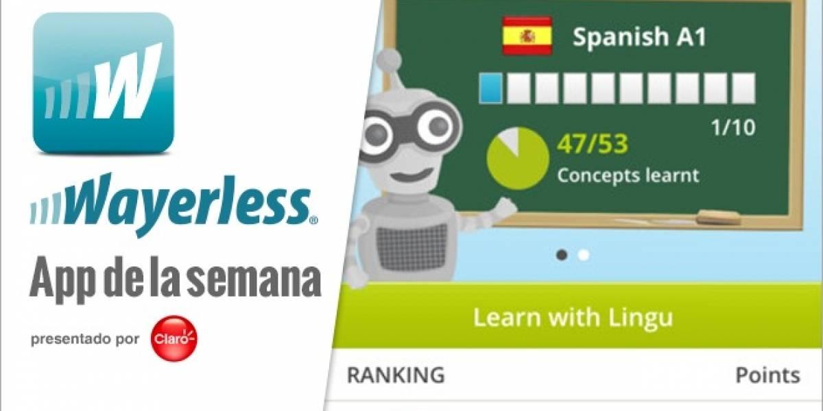 Lingualia: Aprende inglés desde tu iPhone con cursos personalizados