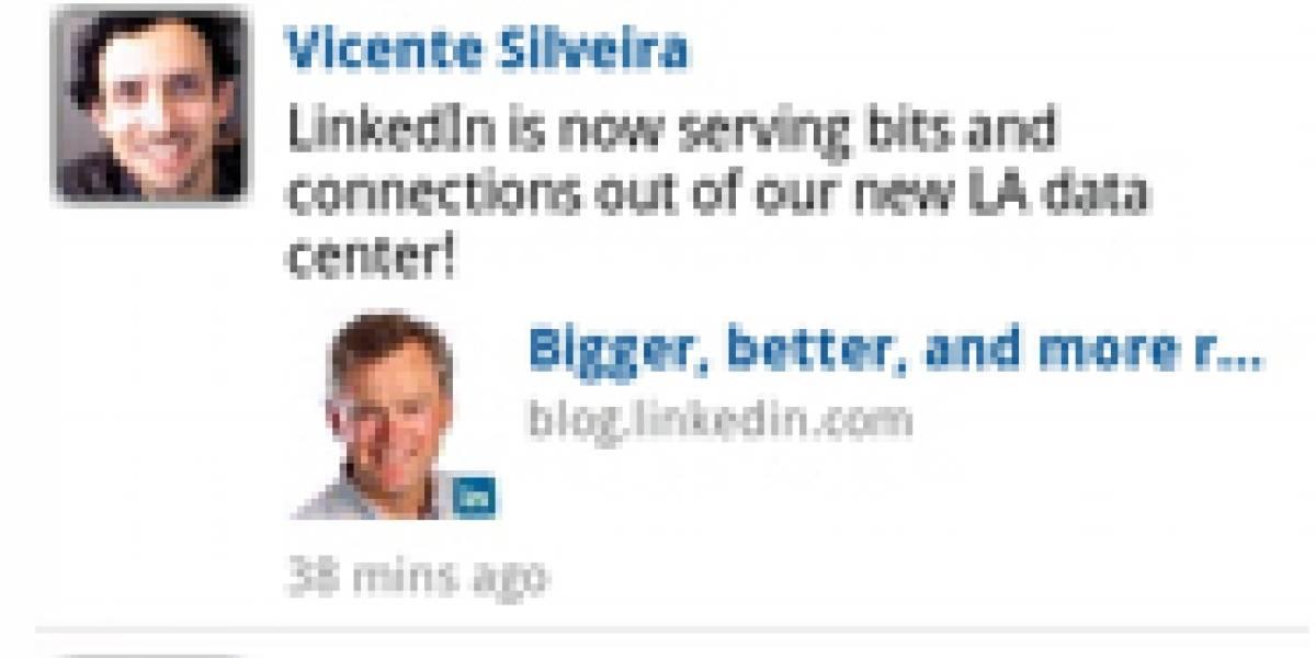 LinkedIn lanza su aplicación móvil para Android