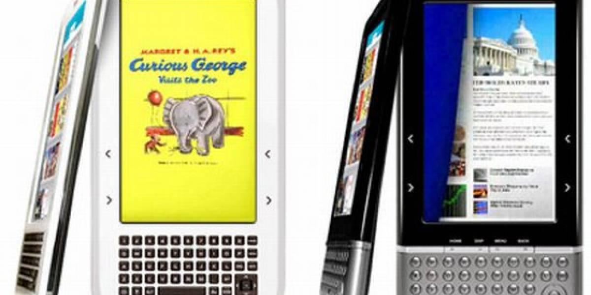 Literati, un e-reader a color