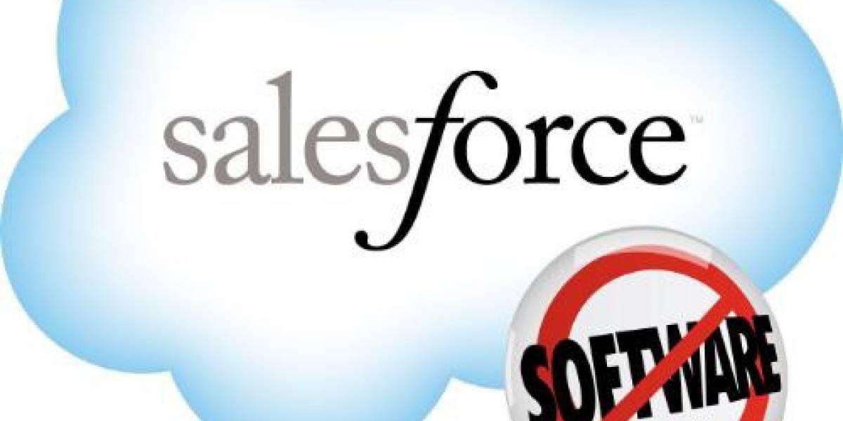 Salesforce adquiere Radian6 por $326 millones de dolares