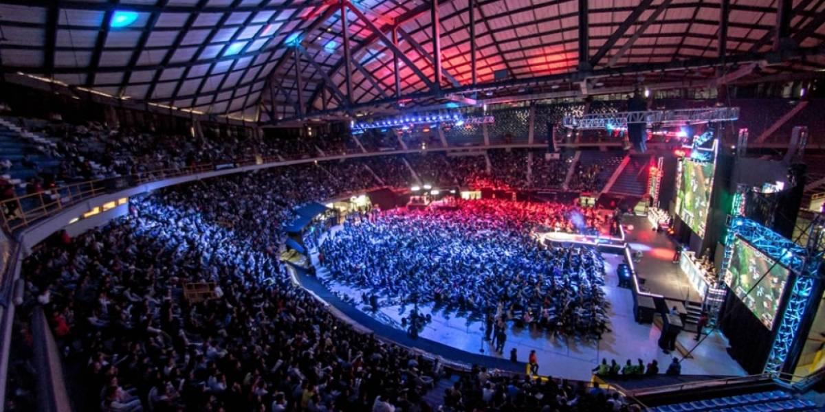 La final de League of Legends en Latinoamérica se realizará en México