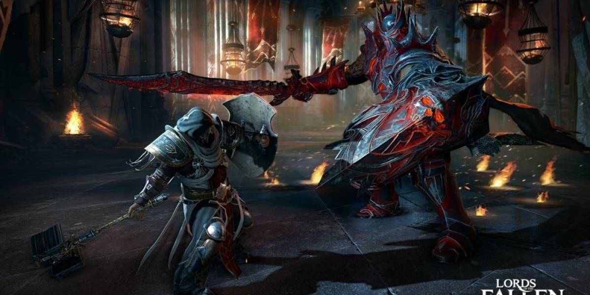 Lords of the Fallen tendrá edición Game of the Year