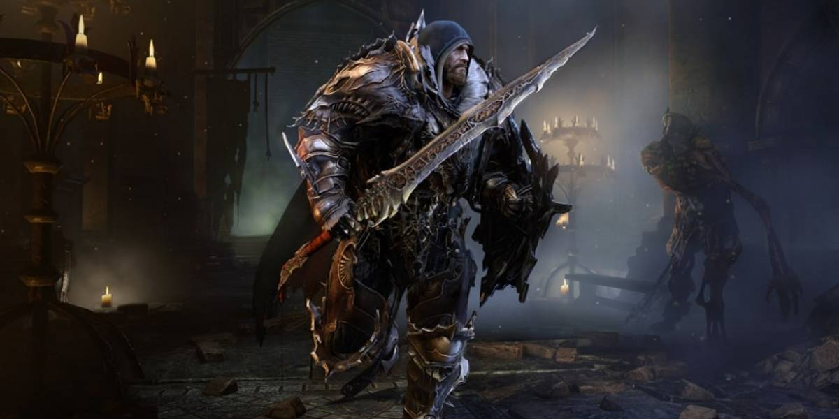 13 minutos de Lords of the Fallen