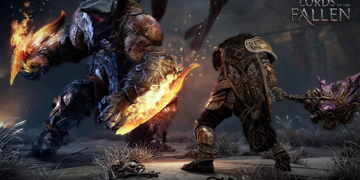 Lords of the Fallen correría a 900p en Xbox One