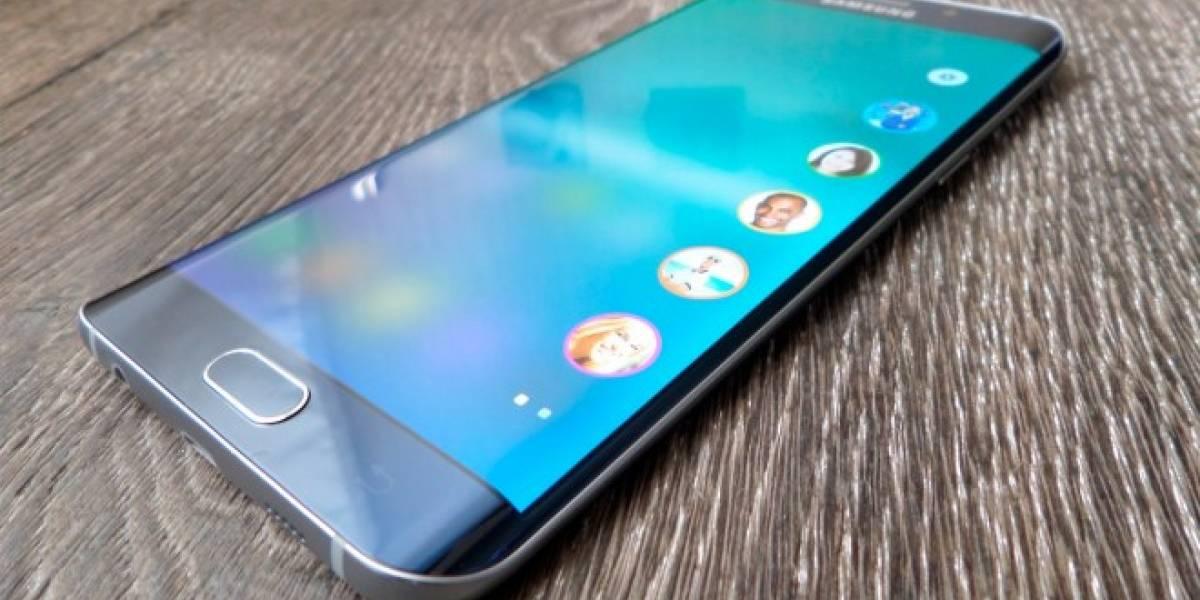 Samsung confirma fecha de lanzamiento y precio del Galaxy S6 Edge+ para México