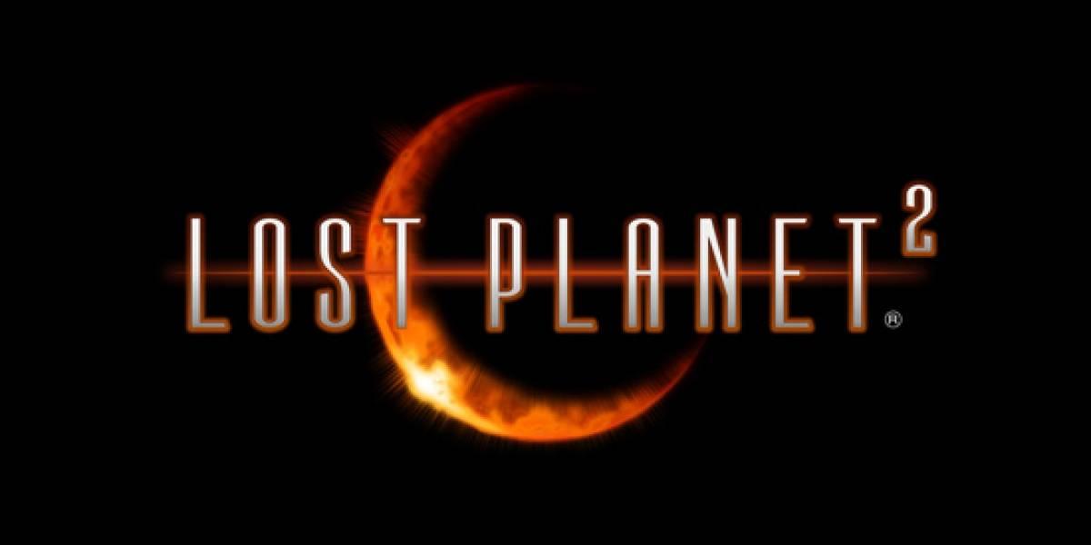 Nuevos detalles e imágenes de Lost Planet 2