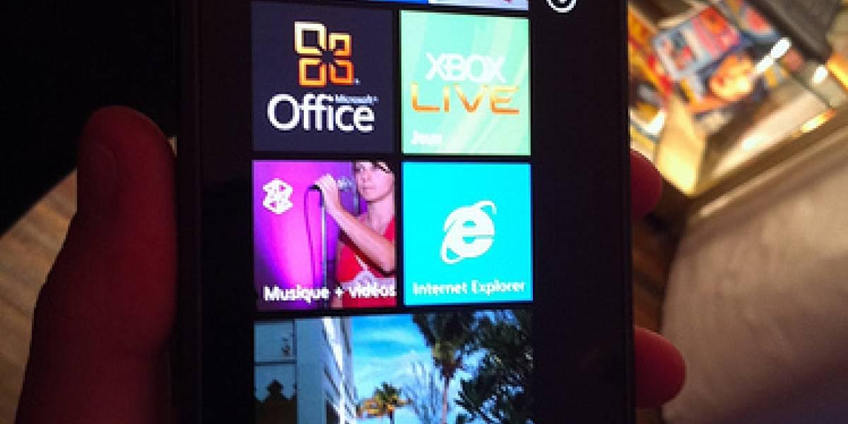 Microsoft cumple su promesa y regala smartphones con WP7 a sus empleados