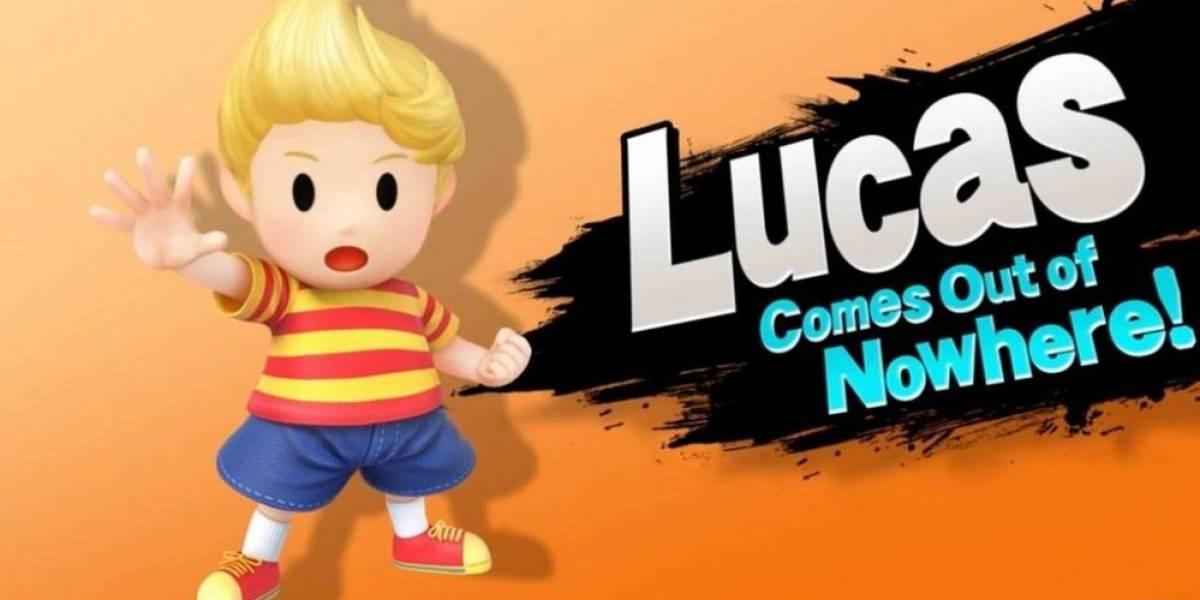 MewTwo y Lucas son los siguientes personajes DLC para Smash Bros.
