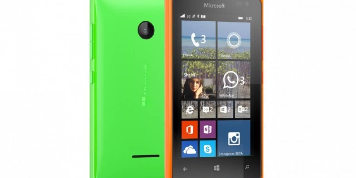 Lumia 532 llega a México