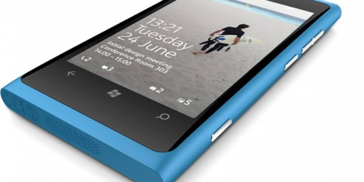 Nokia Lumia 900 llega a EE.UU. a través de AT&T el 8 de abril por USD$100