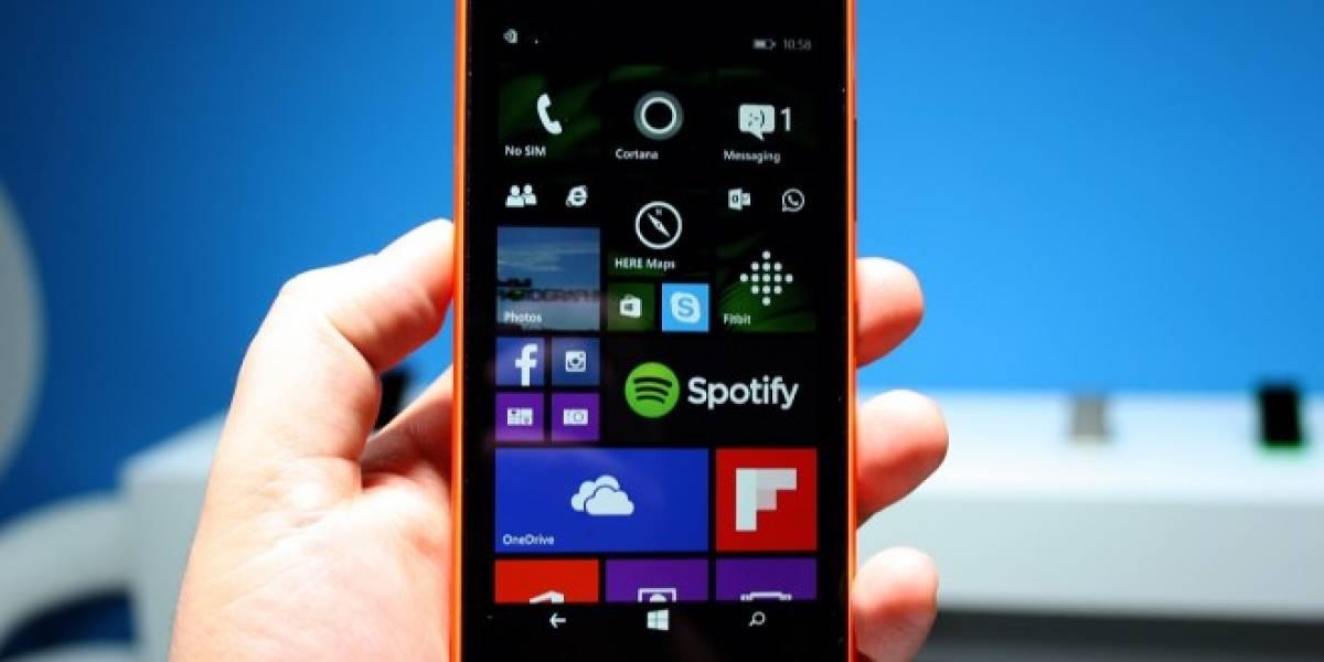 Lumia 640 será de los primeros teléfonos en recibir Windows 10