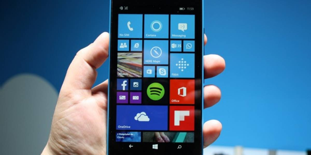 Filtran nuevas especificaciones de los Lumia 950 y 950 XL, ahora con cuerpo metálico