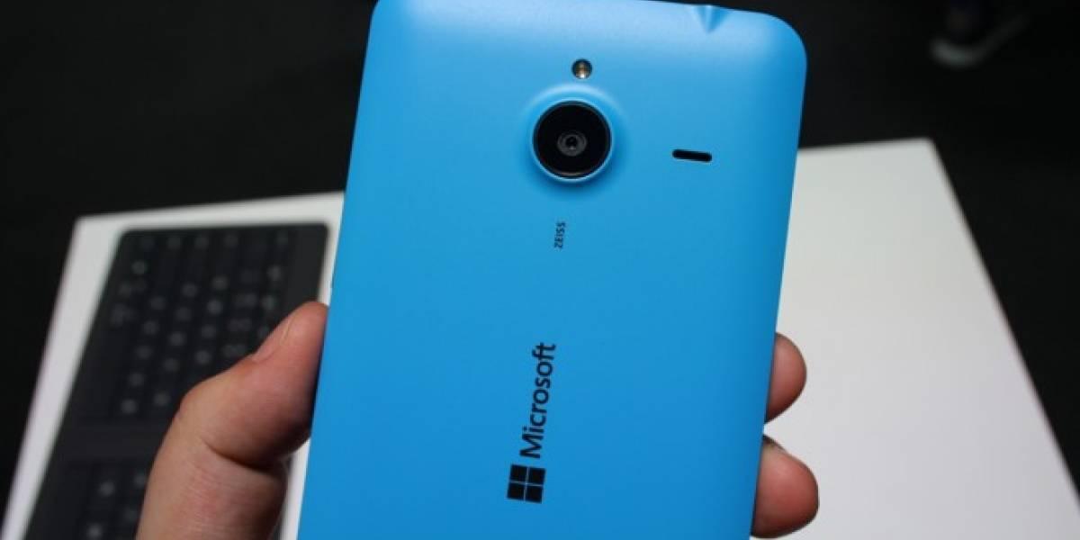 Microsoft trabaja en dos nuevos móviles con Windows 10