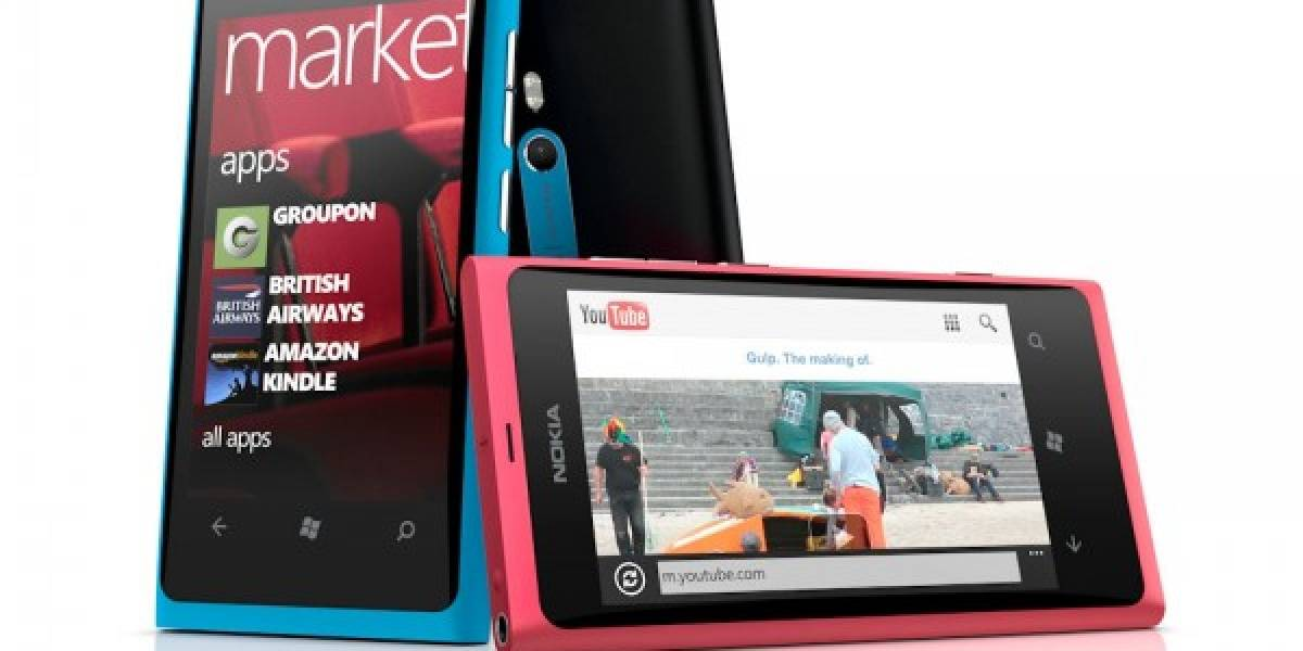Nokia Lumia 800 llega a Australia en marzo