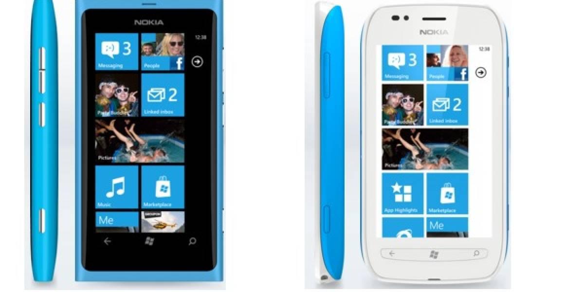 Nokia habría distribuido entre 800 mil y 2 millones de Lumia en el Q4 de 2011