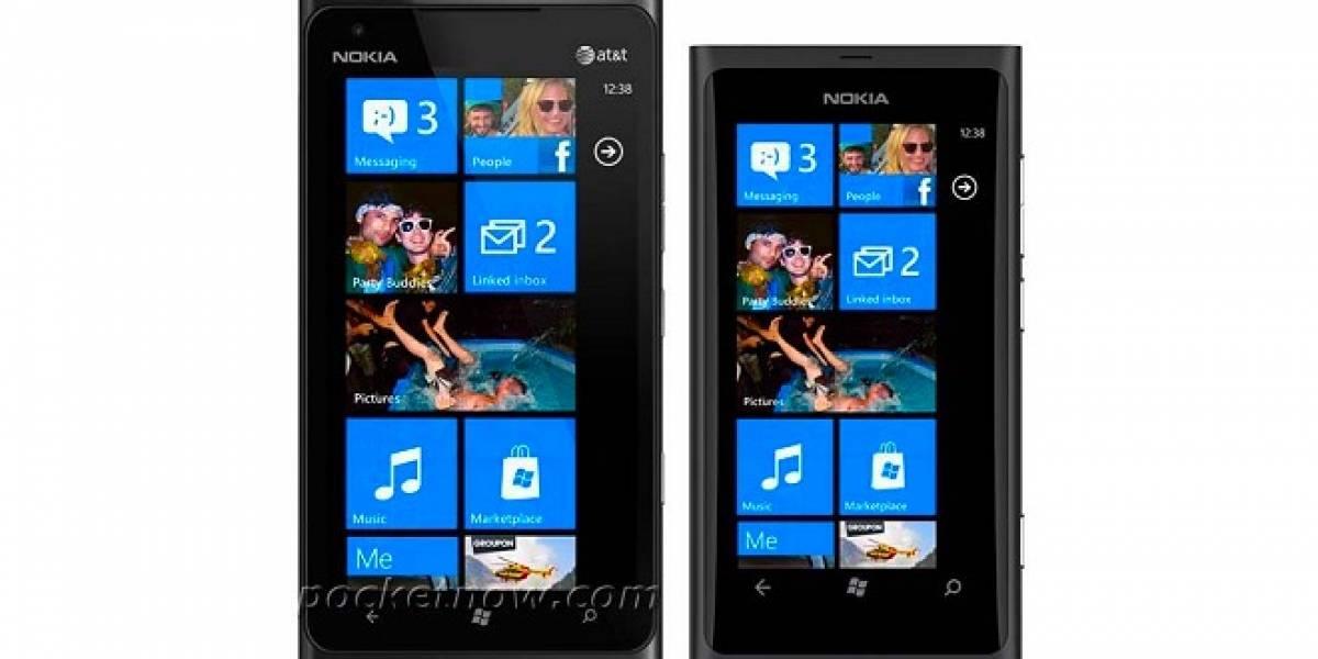 Se filtran posibles especificaciones del Nokia Lumia 900