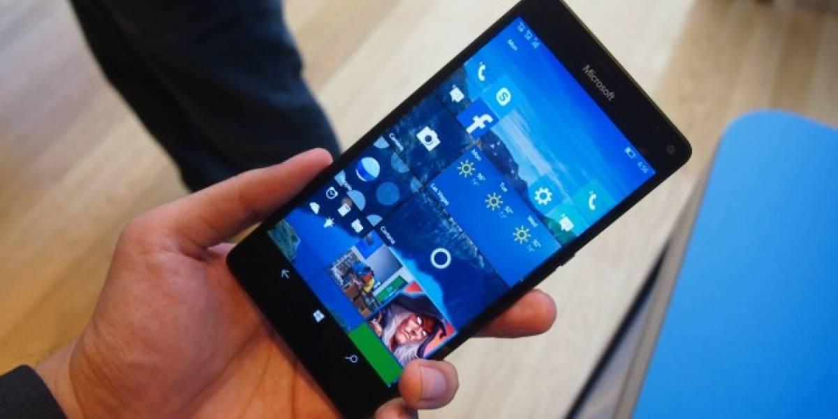 Lumia 950 y Lumia 950 XL hacen su arribo a países de Europa