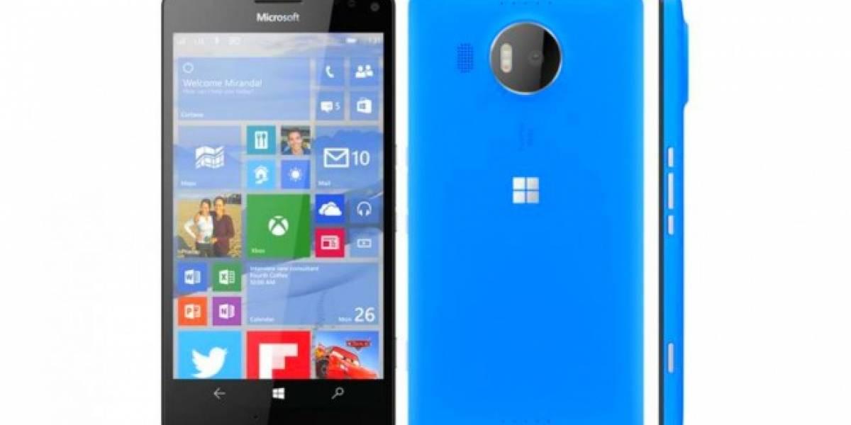 Nuevas imágenes y detalles de los Lumia 950 y Lumia 950 XL