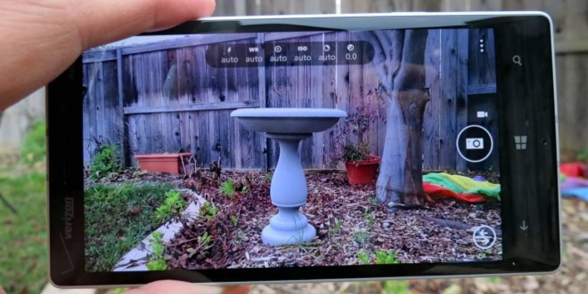 Lumia Camera y otras aplicaciones Windows Phone ya no son exclusivas de Lumia