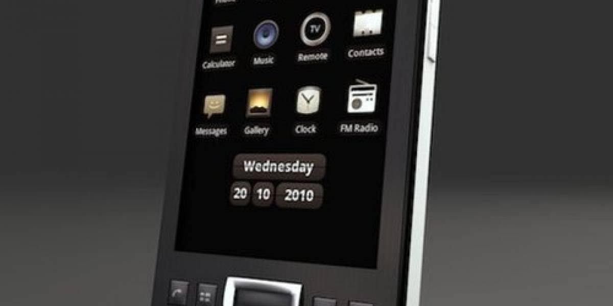 Lumigon T1, un smartphone que suena muy bien