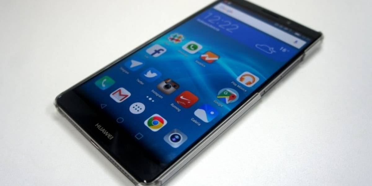 Review Huawei Mate 8 [W Labs]