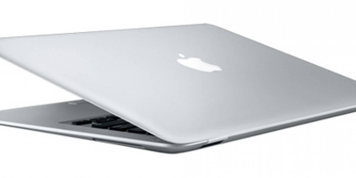 Sandy Bridge en los Macbook Air la próxima semana